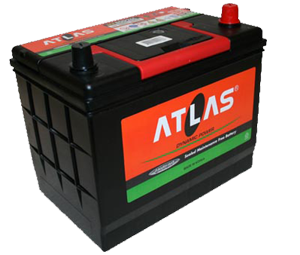battery atlas